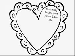 Unbelievable Printable Bible Coloring Pages Jesus With Loves At Love
