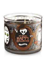 Bath And Body Works Pumpkin Apple Candle by Sweet Cinnamon Pumpkin With Spider Web Lid 3 Wick Candle Body