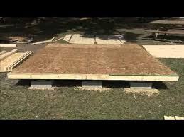 want to build a shed let heartland show you the easy way youtube