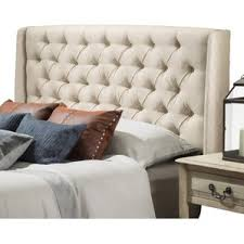 upholstered headboards joss main