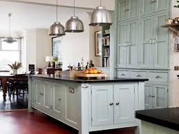 kitchen designs blue painted kitchen cabinets light