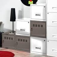 caisson metallique de bureau caissons et classeurs de bureau pas cher à prix auchan