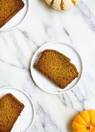 Vegan Pumpkin Muffins No Oil by Healthy Pumpkin Bread Recipe Cookie And Kate