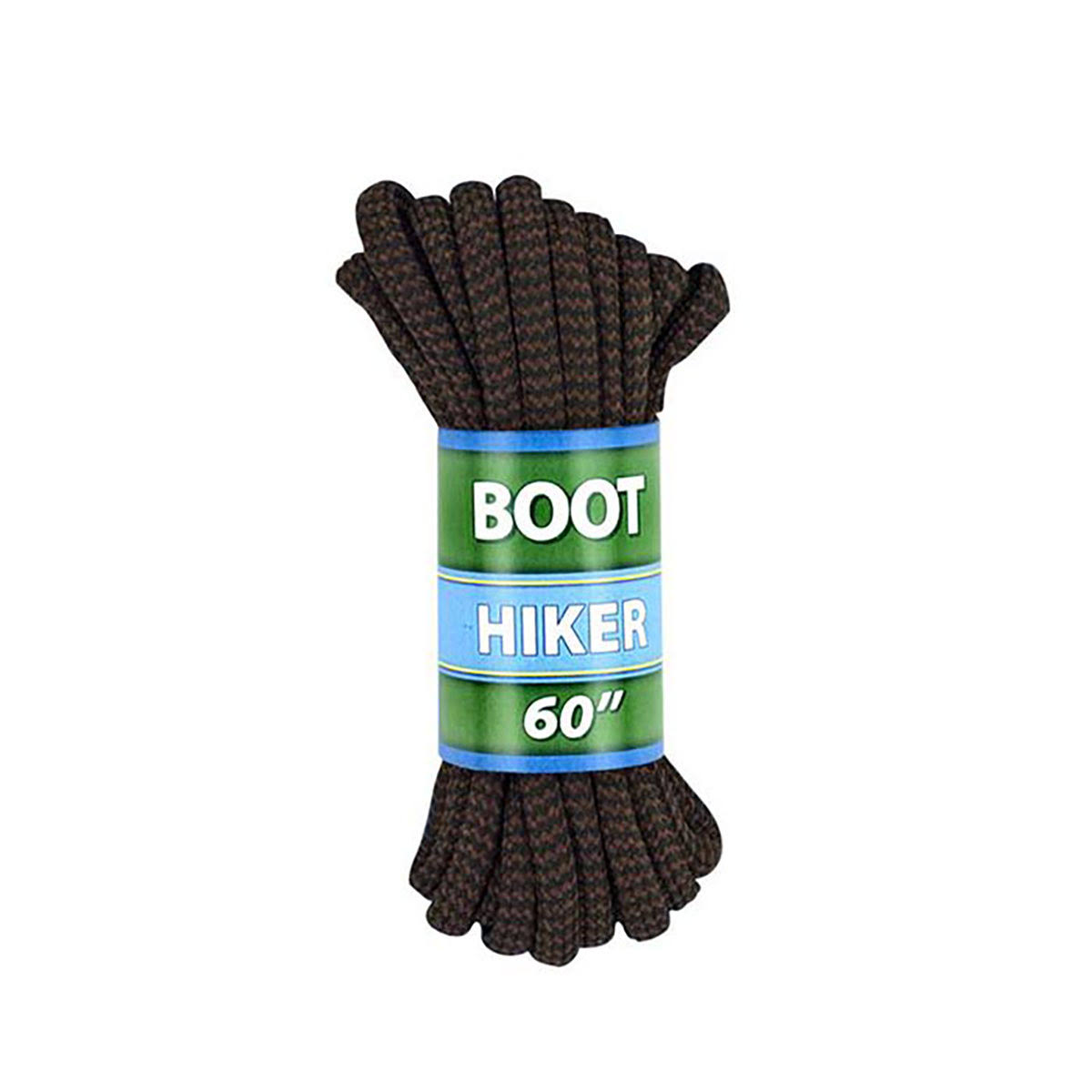 Shoe Gear Alpine Boot Laces - Brown & Black, 60in