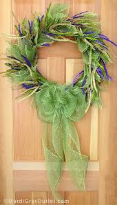 Mardi Gras Wooden Door Decorations by Party Ideas By Mardi Gras Outlet February 2012