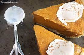 Storing Pumpkin Pie by Quick Gluten Free Vegan Pumpkin Pie 10 Min No Bake Filling
