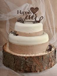 Wedding Cake Cakes Rustic Topper Fresh Toppers Monogram To In Ideas