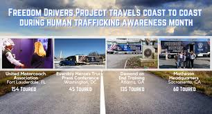 100 Truck Stop Prostitutes TAT Newsletter Information TRUCKERS AGAINST TRAFFICKING