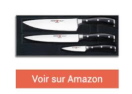 meilleur couteaux de cuisine couteau de cuisine lequel est le meilleur notre top 10
