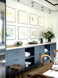 Dining Room Built In Buffet Wall Unit Art Galleries Image Of
