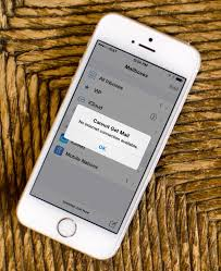 How to Fix Mail Connection To The Server Failed on iPhone 5