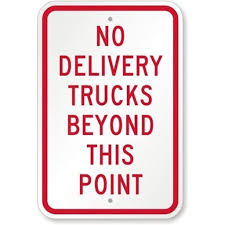 Riuolo 3M Engineer Grade Reflective Sign, Legend No Delivery Trucks ... No Trucks Uturns Sign Signs By Salagraphics Stock Photo Edit Now 546740 Shutterstock R52a Parking Lot Catalog 18007244308 Or Trailers 10x14 040 Rust Etsy White Image Free Trial Bigstock Bicycles Mopeds In The State Of Jalisco Mexico Sign 24x18 Prohibiting Road For Signed Truck Turnaround Allowed Traffic We Blog About Tires Safety Flickr Trucks Flat Icon Stock Vector Illustration Of Prohibition Why Not To Blindly Follow Gps Didnt Obey No Trucks Tractor