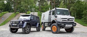 In The Mercedes-Benz Test: Unimog U 5030 An G-Class Demonstrate Off ... Mercedesbenz G 550 4x4 What Is A Portal Axle Gear Patrol Mercedes Benz Wagon Gpb 1s M62 Westbound Uk Wwwgooglec Flickr Amg 6x6 Gclass Hd 2014 Gwagen 6 Wheel G63 Commercial Carjam Tv Lil Yachtys On Forgiatos 2011 Used 4matic 4dr G550 At Luxury Auto This Brandnew 136625 Might Be The Worst Thing Ive Driven Real History Of The Gelndewagen Autotraderca 2018 Mercedesmaybach G650 Landaulet First Ride Review Car And In Test Unimog U 5030 An Demonstrate Off Hammer Edition Chelsea Truck Company Barry Thomas To June 4 Wagon Grows Up Chinese Gwagen Knockoff Is Latest Skirmish In Clone Wars