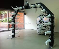 Halloween Inflatable Spider Archway by Inflatable Halloween Arch Inflatable Halloween Arch Suppliers And