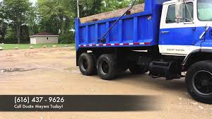 Ford L8000 Dump Truck - FOR SALE - YouTube 2009 Ford F350 Reg Cab Utilityservice Body 4x4 Xl Drw 4wd Tampa Inventory Truck Availbale Trucks Heavy Duty Equipment Gallery Evansville Jasper In Meyer Service Department Vh Inc 2011 E250 Clearwater Orlando Ft Meyers Jacksonville Mount Spreaders Manufacturing Cporation 1997 Chevy P30 13ft Stepvanfood Wrear Ac Chevrolet In New Era Muskegon Fremont Ludington Mi 2007 Ottawa Yt30 Germantown Wi 121103934 Cmialucktradercom Intertional 4300 Wwwmeyerstruckscom