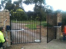 Exterior Design: Cool Design For Automatic Gate Openers Ideas ... Sliding Wood Gate Hdware Tags Metal Sliding Gate Rolling Design Jacopobaglio And Fence Automatic Front Operators For Of And Domestic Gates Ipirations 40 Creative Gate Ideas 2017 Amazing Home Part1 Smart Electric Driveway Collection Installing Exterior Black Wrought Iron With Openers System Integration Contractors Fencing Panels Pedestrian Also