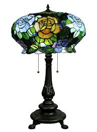 Tiffany Style Lamps Vintage by 150 Best Tiffany Style Glass Images On Pinterest Lights