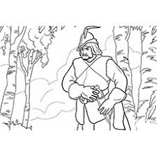 He Is Queens Huntsman Queen Kissing Adieu Coloring Pages