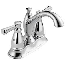 Delta Linden Widespread Bathroom Faucet by Centerset Bathroom Faucets 4 Inch Spread Center Set Lavatory