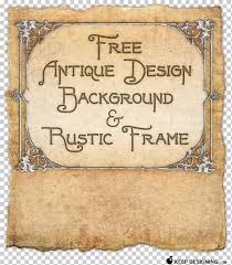 Keep DesigningAntique Design Background And Rustic Frame Layered