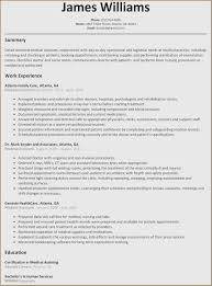 Resume Title Examples For Secretary Inspirational Unit