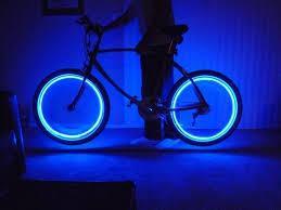 Illuminate Your Bike at Night with These Super Bright DIY Rim