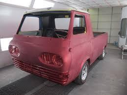 100 Ford Econoline Truck Fordeconolinepickuppaintcustomlettering50 Hot Rod Network