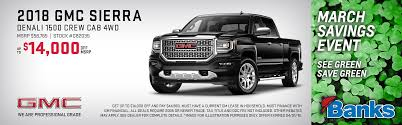 100 Best Truck Leases Chevy Dealer NH GMC Dealer NH Banks Autos Concord NH