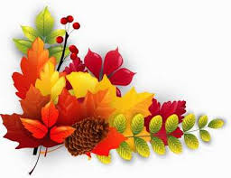 Bright Autumn leaves clipart png free Autumn leaves