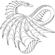 Dragons Coloring Pages S9264 Printable Dragon Realistic Lego Ninjago