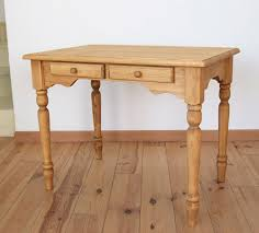 Mobilegrande Cafeacute Tables Dining Table Study Desk Computer Pine Wood Country LOHAS 900 AM303 25 Off