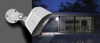 Netgear branches into smart outdoor security lighting