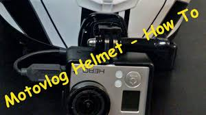 Hjc Cl 17 Chin Curtain by Setting Up A Motovlog Helmet Hjc Cl17 How To Youtube