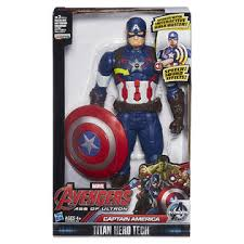 Disney Marvel Avengers Age Of Ultron Titan Hero Tech Captain America