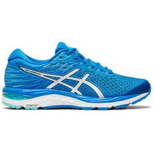 Asics Women's GEL-Cumulus 21 Running Shoe, Blue