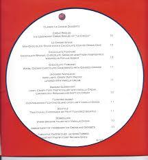 Ahwahnee Dining Room Menu by Chris Suhr U0027s Menu Collection