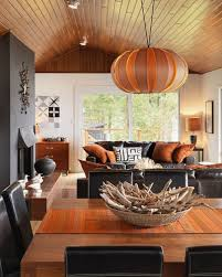 Living Room Fall Decorating Ideas On Intended For Cozy Up 21 Warm Friendly 7
