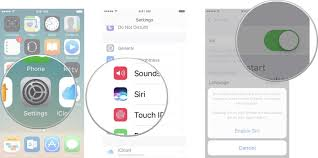 How to set up secure and start using Siri