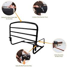 Stander Bed Rail by Stander 30 Inch Safety Bed Rail Bedrails