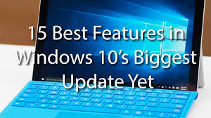 Best Tiling Window Manager 2015 by The 15 Best Features In Windows 10 U0027s Biggest Update Yet