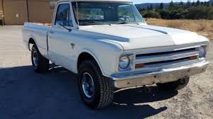 100 Classic Chevrolet Trucks For Sale 1967 CK Truck For Sale Near Cadillac Michigan 49601