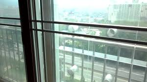 Sound Reducing Curtains Uk by Air Transparent Soundproof Window 4 Youtube
