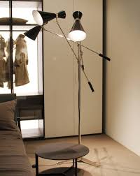 Surveyor Style Floor Lamps by Sophisticated Living Room Floor Lamps Carameloffers