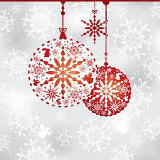Abstract Christmas Ornament Clipart