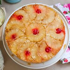 Pineapple Upside Down Cake With Coconut Tatyanas Everyday Food