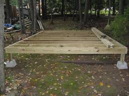 Floor Joist Span Table For Sheds by 78 Best Sheds Garages Images On Pinterest Storage Sheds