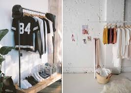 Tumblr Clothes Rack P28 On Stylish Home Decoration Idea With