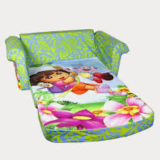 Minnie Mouse Flip Open Sofa by Kids Couch