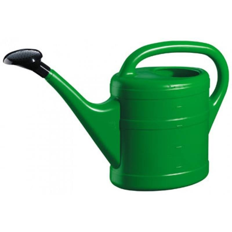 Green Wash Essential Watering Can - 5L, Green