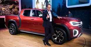 A Volkswagen Pickup Truck? VW Stuns New York Auto Show With Atlas ... Vw Atlas Tanoak First Look Volkswagen Build This Pickup Slashgear Anyone Inrested 1987 Doka Truck Crew Cab Turbo Diesel Best Trucks To Buy In 2018 Carbuyer What Its Like To Drive The Only Pickup Truck Made In Germany Mk1 Caddy 1990 Knaresborough North Transporter T25 Pickup Truck 17 Turbo Diesel Classic New Amarok Tuning Pick Up Rack Pinterest Vw Amarok And 4x4 Tristar Tdi Concept 2019 Top Speed 2014 Canyon Review Teases Potential Us With Concept May Show A York